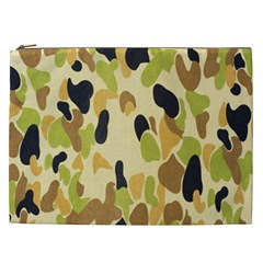Army Camouflage Pattern Cosmetic Bag (XXL)