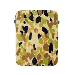 Army Camouflage Pattern Apple iPad 2/3/4 Protective Soft Cases
