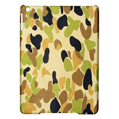 Army Camouflage Pattern iPad Air Hardshell Cases
