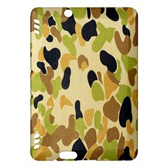 Army Camouflage Pattern Kindle Fire HDX Hardshell Case