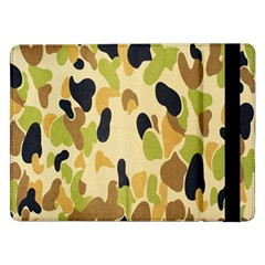 Army Camouflage Pattern Samsung Galaxy Tab Pro 12.2  Flip Case