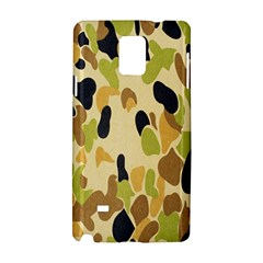 Army Camouflage Pattern Samsung Galaxy Note 4 Hardshell Case