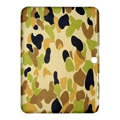 Army Camouflage Pattern Samsung Galaxy Tab 4 (10.1 ) Hardshell Case