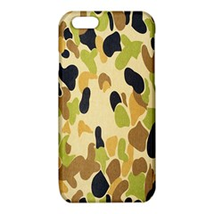Army Camouflage Pattern iPhone 6/6S TPU Case
