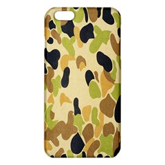 Army Camouflage Pattern iPhone 6 Plus/6S Plus TPU Case