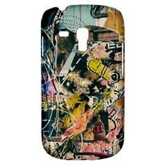 Art Graffiti Abstract Vintage Galaxy S3 Mini