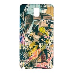 Art Graffiti Abstract Vintage Samsung Galaxy Note 3 N9005 Hardshell Back Case