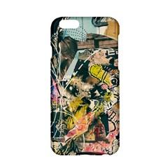Art Graffiti Abstract Vintage Apple Iphone 6/6s Hardshell Case
