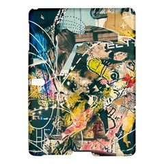 Art Graffiti Abstract Vintage Samsung Galaxy Tab S (10 5 ) Hardshell Case
