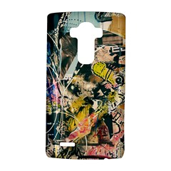 Art Graffiti Abstract Vintage LG G4 Hardshell Case