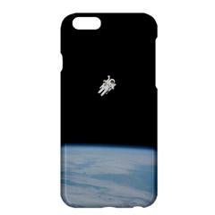 Astronaut Floating Above The Blue Planet Apple Iphone 6 Plus/6s Plus Hardshell Case