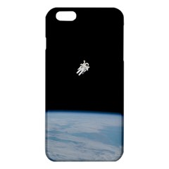 Astronaut Floating Above The Blue Planet iPhone 6 Plus/6S Plus TPU Case
