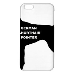 German Shorthaired Pointer Name Silo iPhone 6 Plus/6S Plus TPU Case