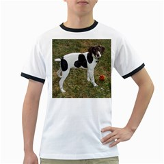 German Short Haired Pointer Puppy Ringer T-Shirts