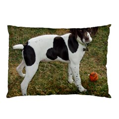 German Short Haired Pointer Puppy Pillow Case