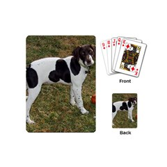 German Short Haired Pointer Puppy Playing Cards (Mini)