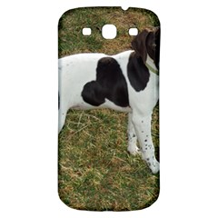 German Short Haired Pointer Puppy Samsung Galaxy S3 S III Classic Hardshell Back Case
