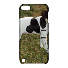 German Short Haired Pointer Puppy Apple iPod Touch 5 Hardshell Case with Stand