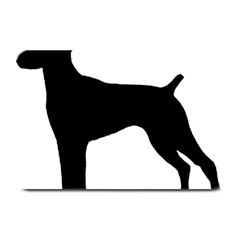 German Shorthaired Pointer Silo Plate Mats