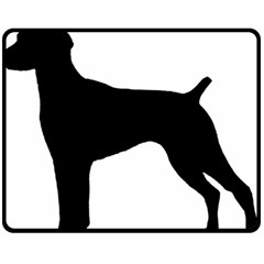 German Shorthaired Pointer Silo Fleece Blanket (Medium)