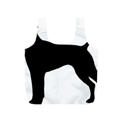 German Shorthaired Pointer Silo Full Print Recycle Bags (S)