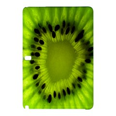Kiwi Fruit Slices Cut Macro Green Samsung Galaxy Tab Pro 10.1 Hardshell Case