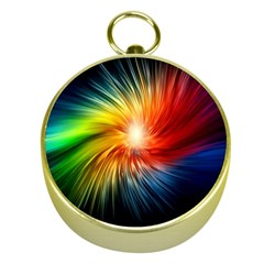 Lamp Light Galaxy Space Color Gold Compasses