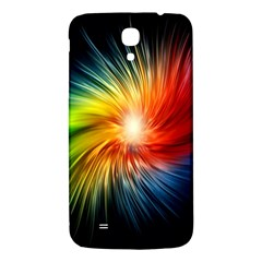 Lamp Light Galaxy Space Color Samsung Galaxy Mega I9200 Hardshell Back Case