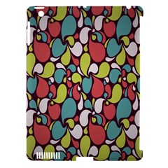 Leaf Camo Color Flower Apple Ipad 3/4 Hardshell Case (compatible With Smart Cover)