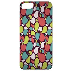 Leaf Camo Color Flower Apple Iphone 5 Classic Hardshell Case