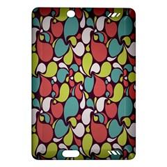 Leaf Camo Color Flower Amazon Kindle Fire Hd (2013) Hardshell Case