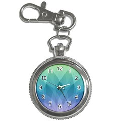 Lotus Events Green Blue Purple Key Chain Watches