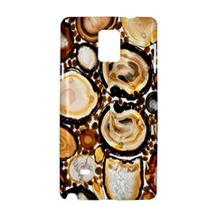 Natural Agate Mosaic Samsung Galaxy Note 4 Hardshell Case