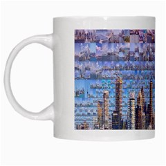 Auckland Travel White Mugs