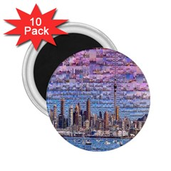 Auckland Travel 2.25  Magnets (10 pack)