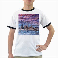 Auckland Travel Ringer T-Shirts