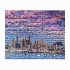 Auckland Travel Small Glasses Cloth