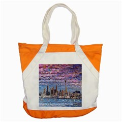 Auckland Travel Accent Tote Bag