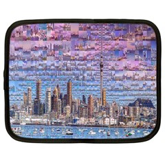 Auckland Travel Netbook Case (Large)