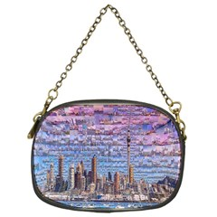 Auckland Travel Chain Purses (One Side)