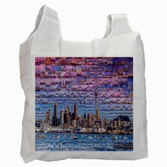 Auckland Travel Recycle Bag (Two Side)