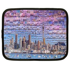 Auckland Travel Netbook Case (XXL)