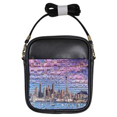 Auckland Travel Girls Sling Bags