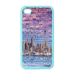 Auckland Travel Apple iPhone 4 Case (Color)