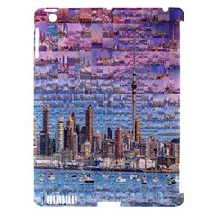 Auckland Travel Apple iPad 3/4 Hardshell Case (Compatible with Smart Cover)