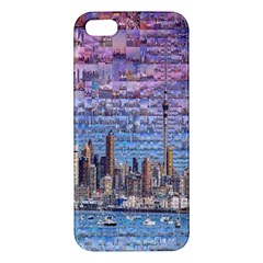 Auckland Travel Apple iPhone 5 Premium Hardshell Case