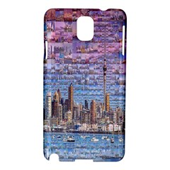 Auckland Travel Samsung Galaxy Note 3 N9005 Hardshell Case