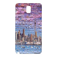 Auckland Travel Samsung Galaxy Note 3 N9005 Hardshell Back Case