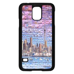 Auckland Travel Samsung Galaxy S5 Case (Black)