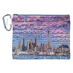 Auckland Travel Canvas Cosmetic Bag (xxl)
